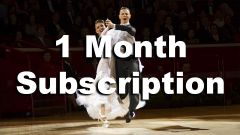 One Month Non-Recurring Subscription