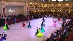 Blackpool Dance Festival 2016 - Amateur Ballroom Birds eye view Wednesday 1st June 2016