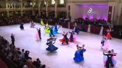 Blackpool Dance Festival 2016 - Professional Ballroom Birds eye view Friday 3rd June 2016