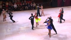 Blackpool Dance Festival 2016 - Amateur Rising Stars Latin