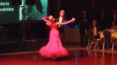 The Universal Cavalcade 2015 - Angelo Madonia & Maria Mitrokhina