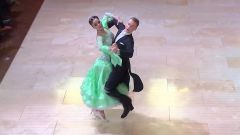 Blackpool Dance Festival 2015 - Amateur RS Ballroom