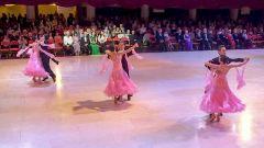 Blackpool Dance Festival 2015 - Ballroom Formation