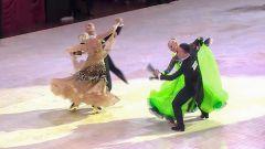 Blackpool Dance Festival 2015 - Senior Ballroom