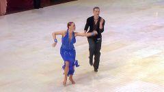 Blackpool Dance Festival 2015 - Senior Latin
