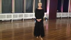 Loraine Baricchi - Ballroom - Ladies Posture