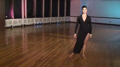 Carmen - Latin - Samba - Rumba Walk Or Cruzados Action