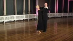 Andrew Sinkinson - Ballroom - Waltz - Inside Outside Turn