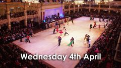2018 Blackpool Junior Dance Festival - Wednesday 4 April