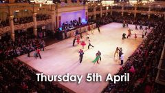 2018 Blackpool Junior Dance Festival - Thursday 5 April (Morning)