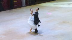 Blackpool Dance Festival 2017 - Professional Ballroom R2 to Final
