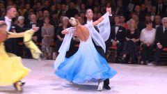 Blackpool Dance Festival 2016 - Professional Ballroom