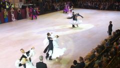 Blackpool Dance Festival 2017 - Professional Rising Stars Ballroom R4 to Final