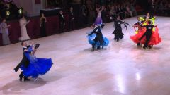 Blackpool Dance Festival 2016 - Professional Rising Stars Ballroom