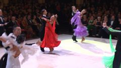 Blackpool Dance Festival 2016 - U21 Ballroom