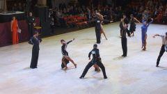 Blackpool Dance Festival 2017 - U21 Latin R4 to Final