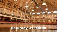 2018 WDC/AL European Championships - Saturday 31 March - Evening Session