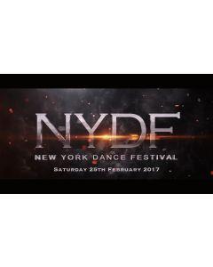 New York Dance Festival 2017 - Saturday February 25th
