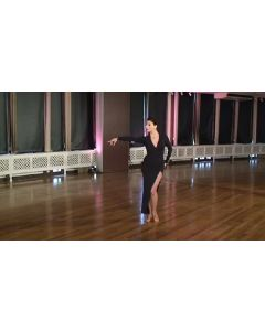 Carmen - Latin - General - Rotation Blocks 3 Step Turn