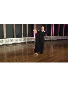 Andrew Sinkinson - Ballroom - Waltz - Supporting Leg