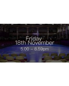 British National Dance Championships 2016 - Friday 5.00-8.59pm