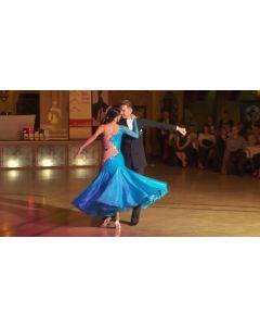 Competitors Commission 2015 - Domen Krapez & Natasha Karabey - Viennese Waltz