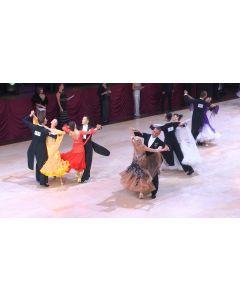 Blackpool Dance Festival 2016 - Senior Ballroom