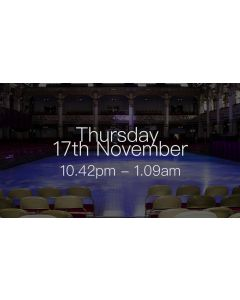British National Dance Championships 2016 - Thursday 10.42pm-1.09am