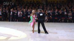 Blackpool Dance Festival 2017 - Amateur Latin R2 to Final