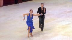 Blackpool Dance Festival 2015 - Senior Latin