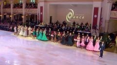 Blackpool Dance Festival 2015 - Team Match