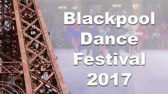 Blackpool Dance Festival 2017 - 28th May Bird's Eye Replay