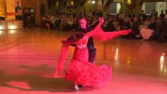 Competitors Commission 2015 - Sergiu Rusu & Dorota Makar - Tango