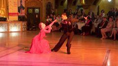 Competitors Commission 2015 - Eldar Dzhafarov & Anna Sazhina - Tango