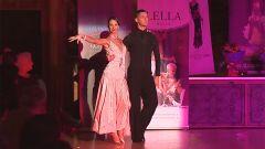 Competitors Commission 2014 - Dusan Dragovic & Greta Laurinaityte - Foxtrot