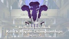 The Killick Royale Championships 2017