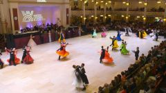 Blackpool Dance Festival 2017 - Professional Ballroom Round 1