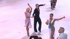 Blackpool Dance Festival 2016 - Professional Latin