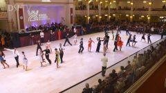 Blackpool Dance Festival 2017 - Professional Latin R1 - R2