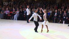 Blackpool Dance Festival 2017 - Professional Latin R3 to Final