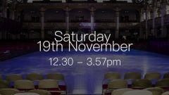 British National Dance Championships 2016 - Saturday 12.30-3.57pm
