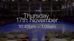 British National Dance Championships 2016 - Thursday 10.42pm-1.09am
